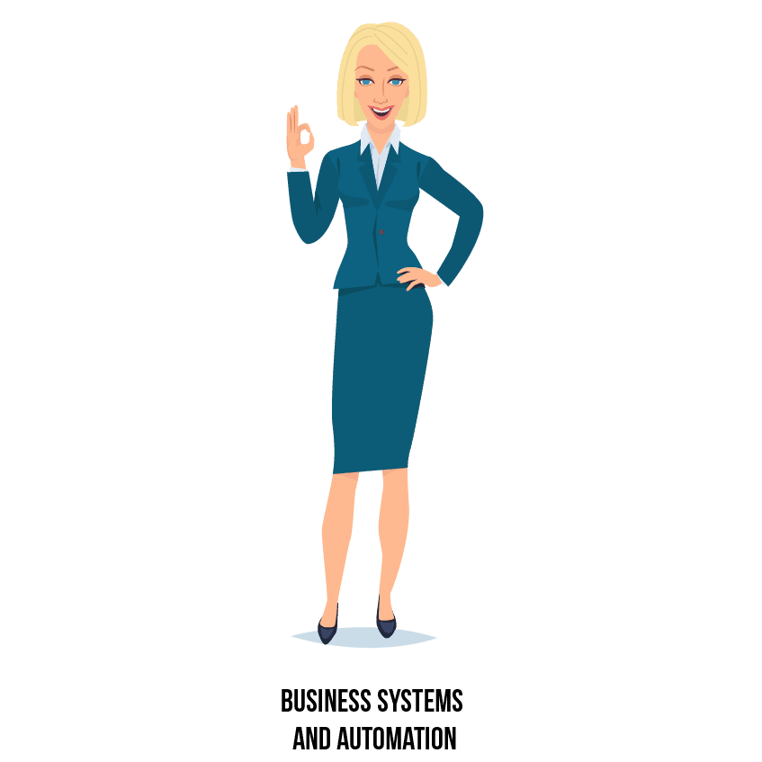 virtual assistant - business systems automation