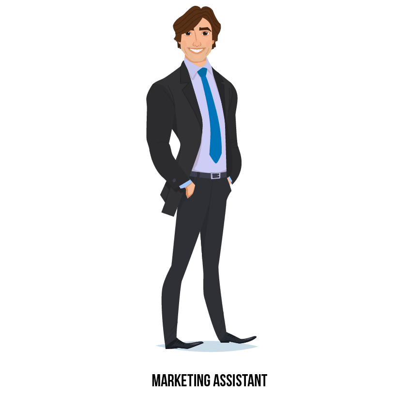 virtual assistant - marketing assistant