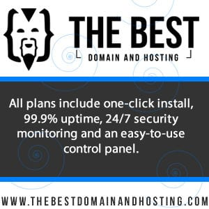 the best domain and hosting